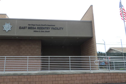 East Mesa Reentry Facility